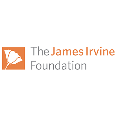 Irvine Foundation logo